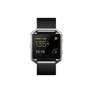 Fitbit Fitness Uhr Blaze, Schwarz, L, FB502SBKL-EU - 2