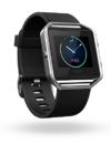 Fitbit Fitness Uhr Blaze, Schwarz, L, FB502SBKL-EU - 1