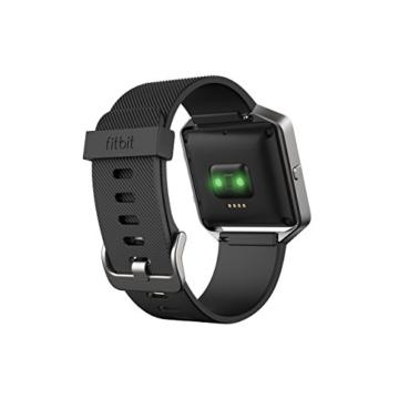 Fitbit Fitness Uhr Blaze, Schwarz, L, FB502SBKL-EU - 3