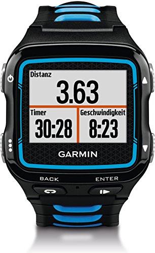 Garmin Forerunner 920XT Multisport-GPS-Uhr (umfangreiche Schwimm-, Rad-, Laufeffizienz-und VO2max Werte) - 2