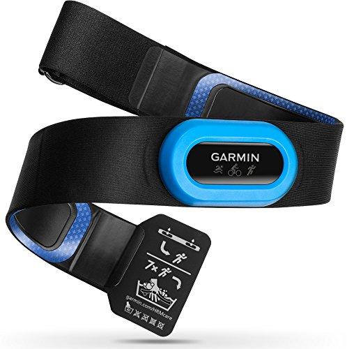 Garmin HRM-Tri Premium HF-Brustgurt (Laufen, Radfahren, Schwimmen) - 1