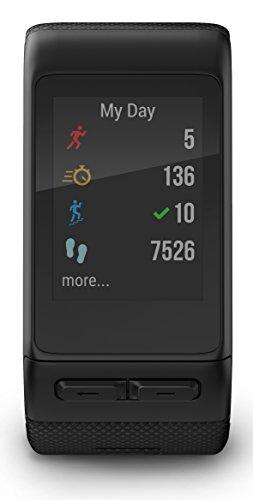 Garmin vívoactive HR Sport GPS-Smartwatch (integrierte Herzfrequenzmessung am Handgelenk, diverse Sport Apps) - 3