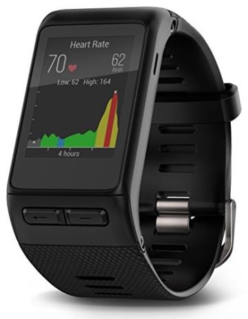 Garmin vívoactive HR Sport GPS-Smartwatch (integrierte Herzfrequenzmessung am Handgelenk, diverse Sport Apps) - 5