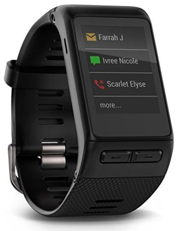 Garmin vívoactive HR Sport GPS-Smartwatch (integrierte Herzfrequenzmessung am Handgelenk, diverse Sport Apps) - 8