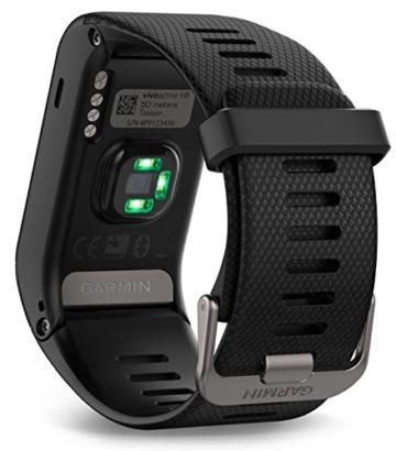 Garmin vívoactive HR Sport GPS-Smartwatch (integrierte Herzfrequenzmessung am Handgelenk, diverse Sport Apps) - 9