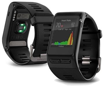 Garmin vívoactive HR Sport GPS-Smartwatch (integrierte Herzfrequenzmessung am Handgelenk, diverse Sport Apps) - 10