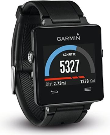 Die vivoactive von Garmin ist eine super Uhr mit tollen Funktionen für Athleten