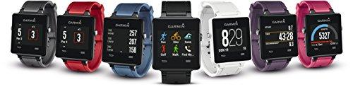 Garmin vívoactive Sport GPS-Smartwatch - 3 Wochen Batterielaufzeit, Sport Apps (Laufen, Radfahren, Schwimmen, Golfen) - 12