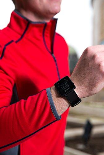 Garmin vívoactive Sport GPS-Smartwatch - 3 Wochen Batterielaufzeit, Sport Apps (Laufen, Radfahren, Schwimmen, Golfen) - 4