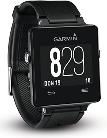 Garmin vívoactive Sport GPS-Smartwatch - 3 Wochen Batterielaufzeit, Sport Apps (Laufen, Radfahren, Schwimmen, Golfen) - 6