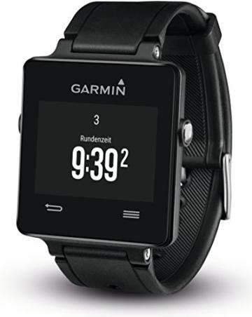 Garmin vívoactive Sport GPS-Smartwatch - 3 Wochen Batterielaufzeit, Sport Apps (Laufen, Radfahren, Schwimmen, Golfen) - 7
