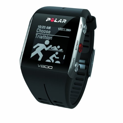 POLAR Trainingcomputer V800 HR, Black, 90047437 - 5