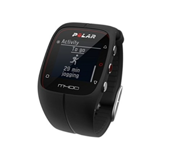 POLAR Trainingscomputer M400 HR, Schwarz, 90051341 - 3