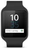 Sony Mobile SWR50 SmartWatch 3 Fitness- und Aktivitätstracker Armband Kompatibel mit Android 4.3+ Smartphones - Schwarz - 2
