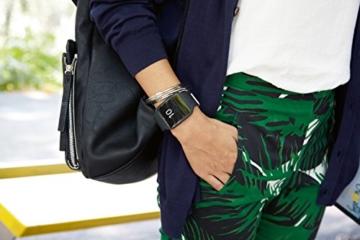 Sony Mobile SWR50 SmartWatch 3 Fitness- und Aktivitätstracker Armband Kompatibel mit Android 4.3+ Smartphones - Schwarz - 7