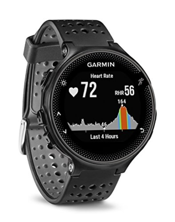 Garmin Forerunner 235 WHR Laufuhr (Herzfrequenzmessung am Handgelenk, Smart Notifications) -