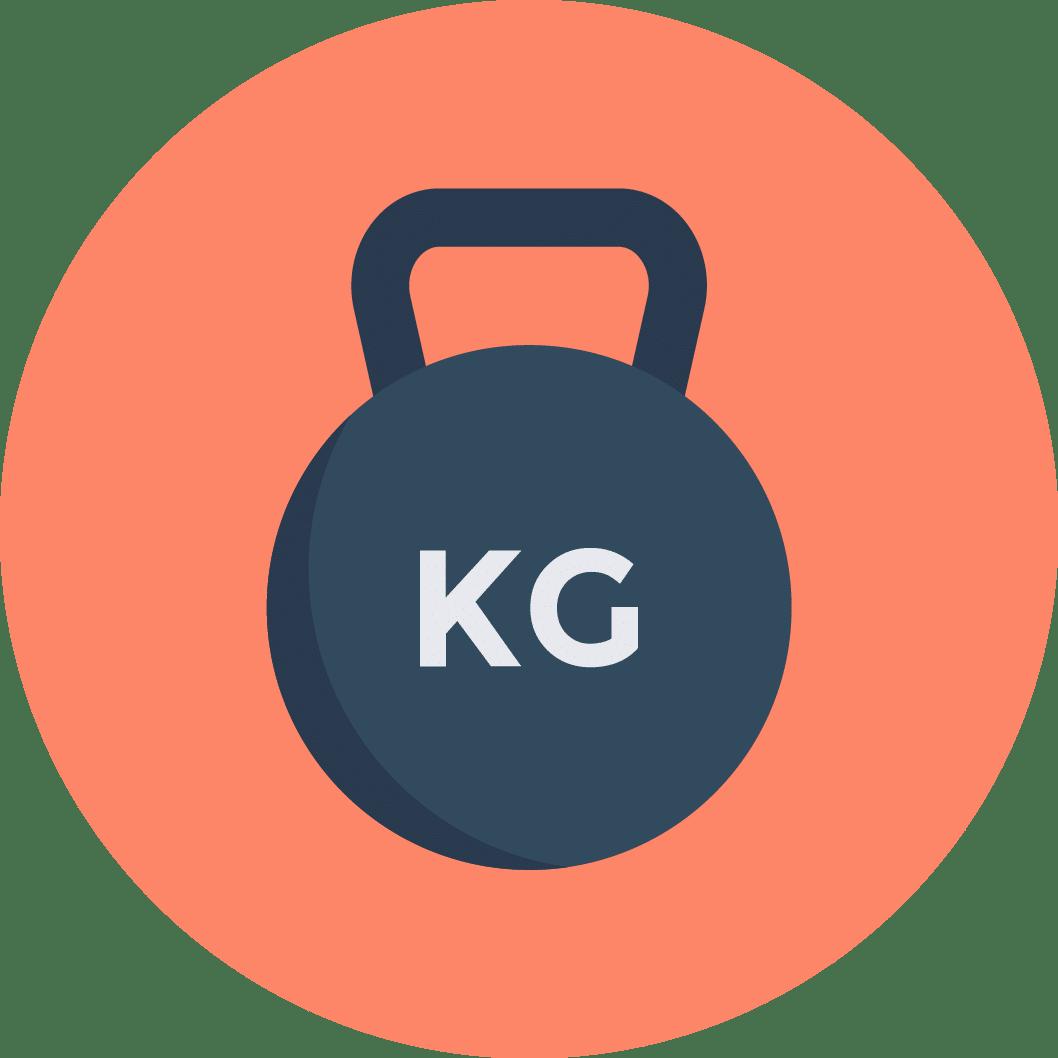 Spielt das Gewicht bei Fitness Trackern eine Rolle ?