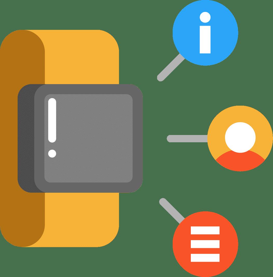 Viele Tracker bieten zahlreiche Smartwatch Funktionen