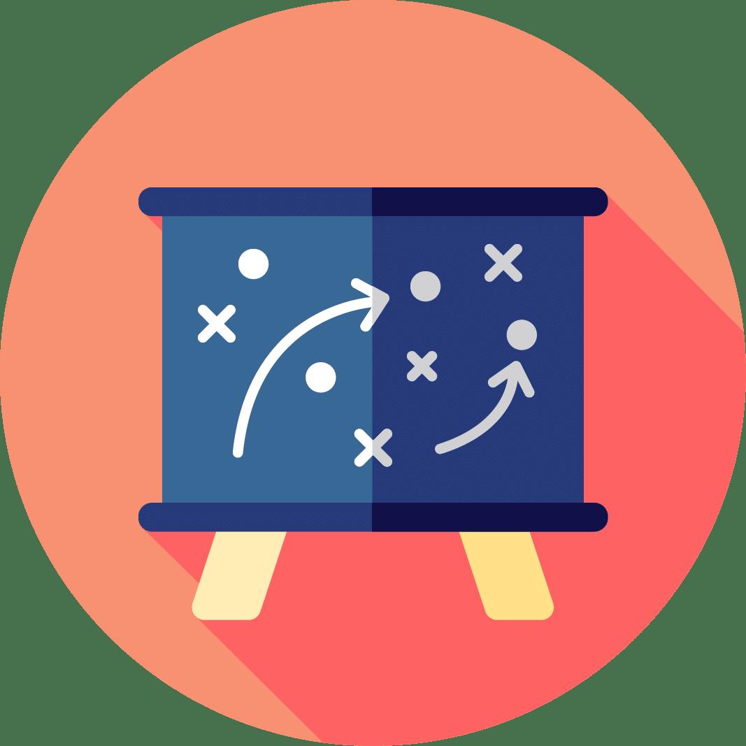 Ziele, Profile und Pläne sind mit einem Tracker konfigurierbar